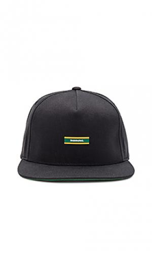 Шляпа barspin Undefeated. Цвет: черный