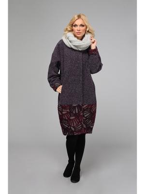 Комплект одежды KATA BINSKA. Цвет: фиолетовый