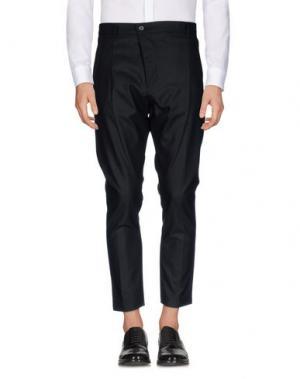 Повседневные брюки IMB I'M BRIAN. Цвет: черный