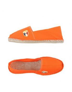 Эспадрильи 1789 CALA. Цвет: оранжевый
