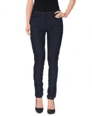 Повседневные брюки ULTRACOR. Цвет: стальной серый