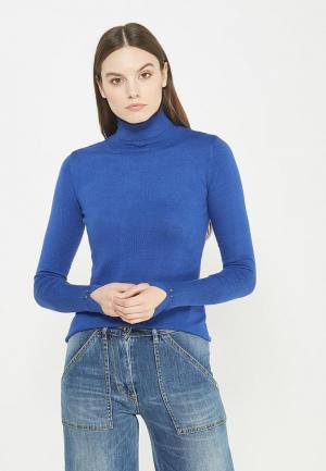 Водолазка Liu Jo Jeans. Цвет: синий