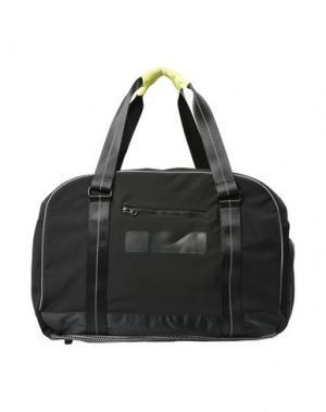 Дорожная сумка FREDDY. Цвет: черный