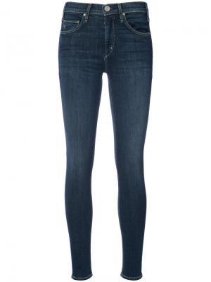 Newton skinny jeans Mcguire Denim. Цвет: синий