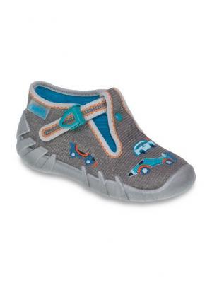 Ботинки Befado. Цвет: серый