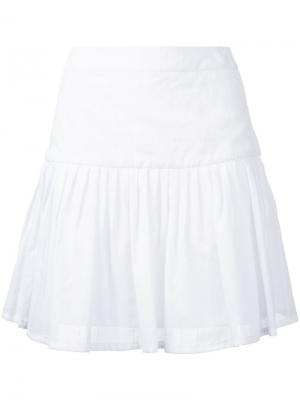 Юбка Ritual Macgraw. Цвет: белый