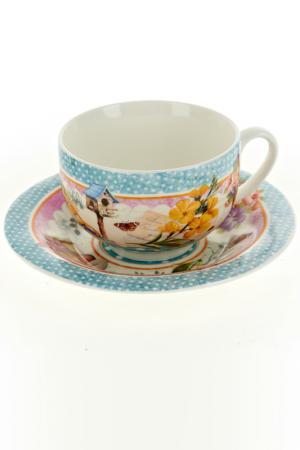 Чайный набор 2 пр, 230 мл Nouvelle. Цвет: мульти