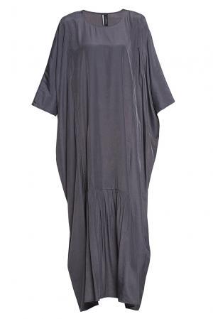 Платье из вискозы 188062 Cyrille Gassiline. Цвет: черный