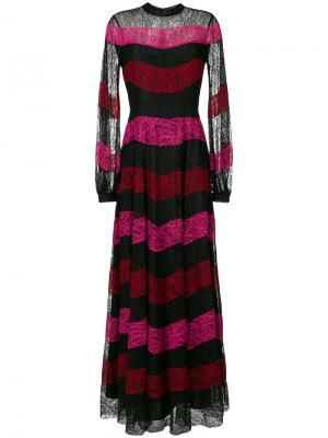 Платье Venad Sachin & Babi. Цвет: многоцветный