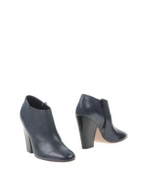 Ботинки FABIO RUSCONI. Цвет: грифельно-синий