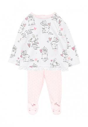 Комплект для новорожденного Chicco. Цвет: разноцветный