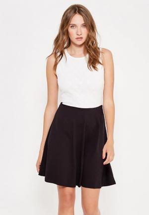 Платье Dorothy Perkins. Цвет: черно-белый