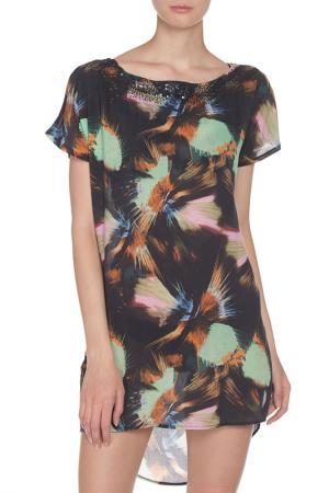 Платье La Perla. Цвет: 0102 black printed