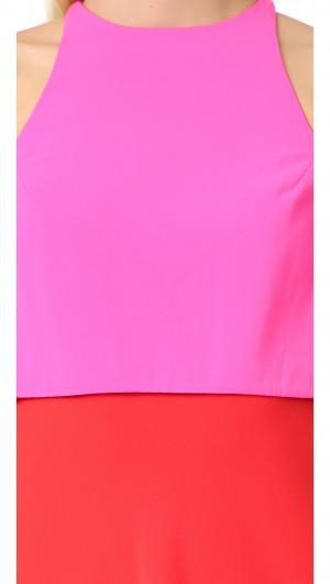 Two Tone Gown Jill Stuart