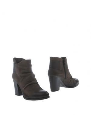 Полусапоги и высокие ботинки BAGATT. Цвет: свинцово-серый