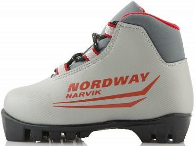 Ботинки для беговых лыж детские  Narvik Nordway