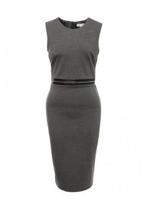 Платье City Goddess. Цвет: серый