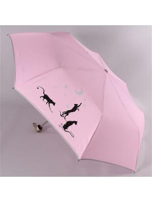 Зонт Airton. Цвет: бледно-розовый