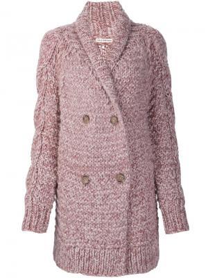 Aiko cardigan Ulla Johnson. Цвет: розовый и фиолетовый