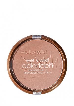 Пудра Wet n Wild. Цвет: бежевый