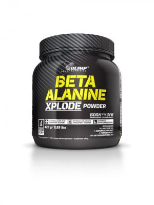 Аминокислоты OLIMP Beta-alanine Xplode 420 г (апельсин) Nutrition. Цвет: черный