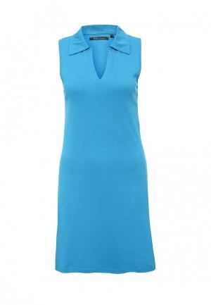 Платье Emoi. Цвет: голубой