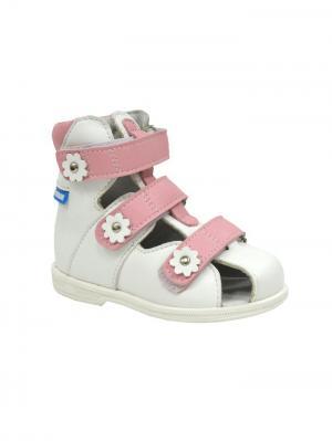 Обувь ортопедическая малосложная DALI, арт. 7.50.2 ORTMANN. Цвет: розовый