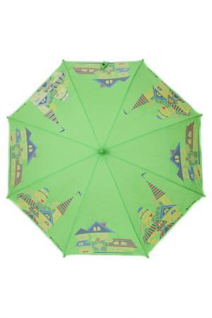 Зонт Flioraj. Цвет: зеленый