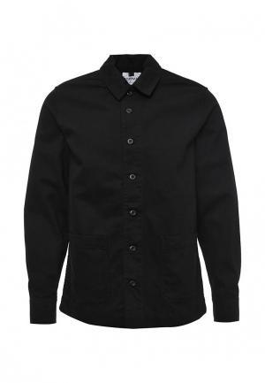 Рубашка Topman. Цвет: черный