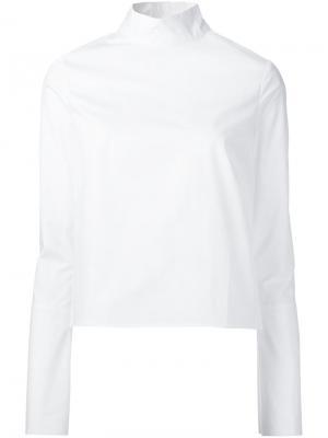 Рубашка  Tease Misha Nonoo. Цвет: белый