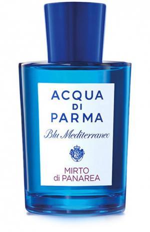 Туалетная вода Blu Mediterraneo Mirto Di Panarea Acqua Parma. Цвет: бесцветный