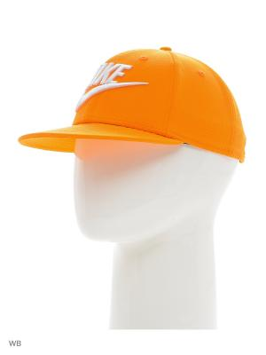 Бейсболка NIKE FUTURA TRUE. Цвет: оранжевый