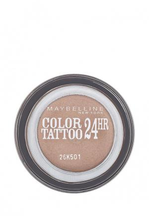 Тени для век Maybelline New York. Цвет: бежевый