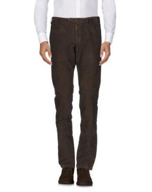 Повседневные брюки COCHRANE. Цвет: хаки