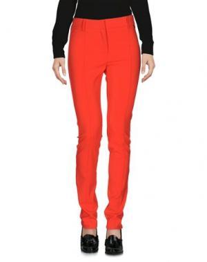 Повседневные брюки MASSIMO REBECCHI. Цвет: красный