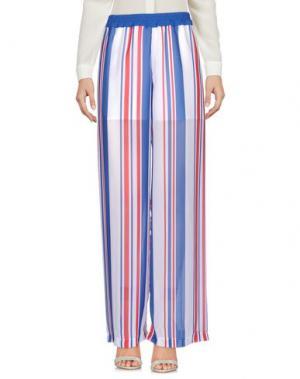 Повседневные брюки SHIKI. Цвет: синий