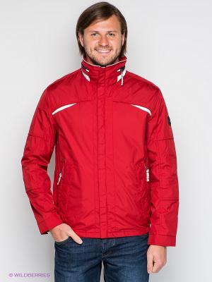 Куртка S4. Цвет: красный