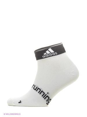 Носки R L Ankle T1p Adidas. Цвет: белый