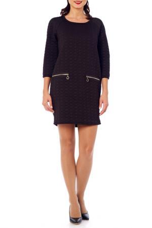 Платье 4 Lilou. Цвет: черный