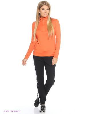 Лонгслив CMP. Цвет: оранжевый