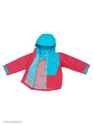 Куртка Helly Hansen. Цвет: розовый