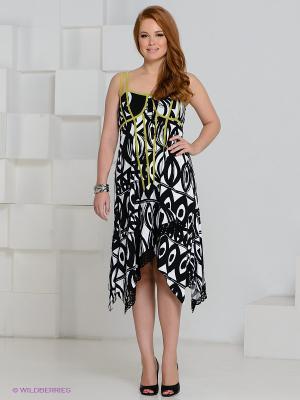 Сарафан MAT fashion. Цвет: черный