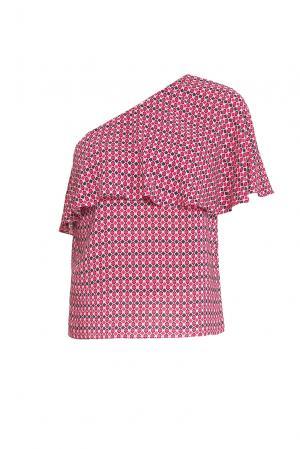 Блуза 168341 Demurya Collection. Цвет: розовый