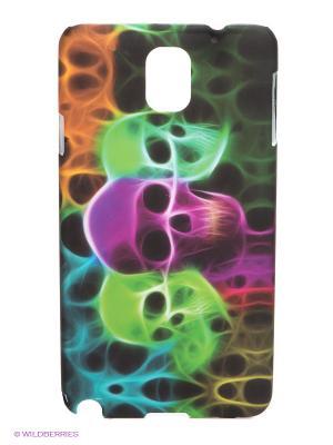 Чехол для Samsung Note 3 WB. Цвет: черный, зеленый, фиолетовый