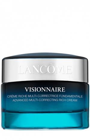 Мультиактивный крем для сухой кожи Visionnaire Crème Riche Lancome. Цвет: бесцветный