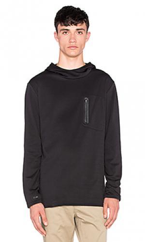 Пуловер kay ourCASTE. Цвет: черный