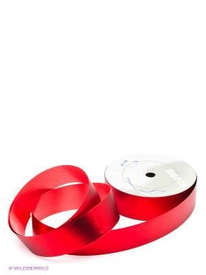 Лента VELD-CO. Цвет: красный