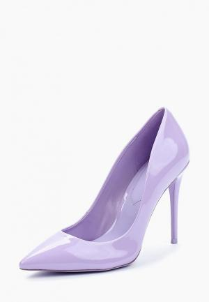 Туфли Aldo. Цвет: фиолетовый