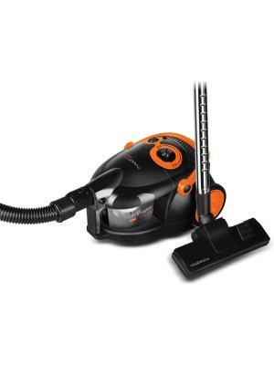 Пылесос MAXIMA MV-C073. Цвет: черный, оранжевый