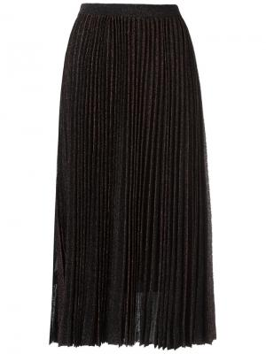 Midi knitted skirt Gig. Цвет: чёрный